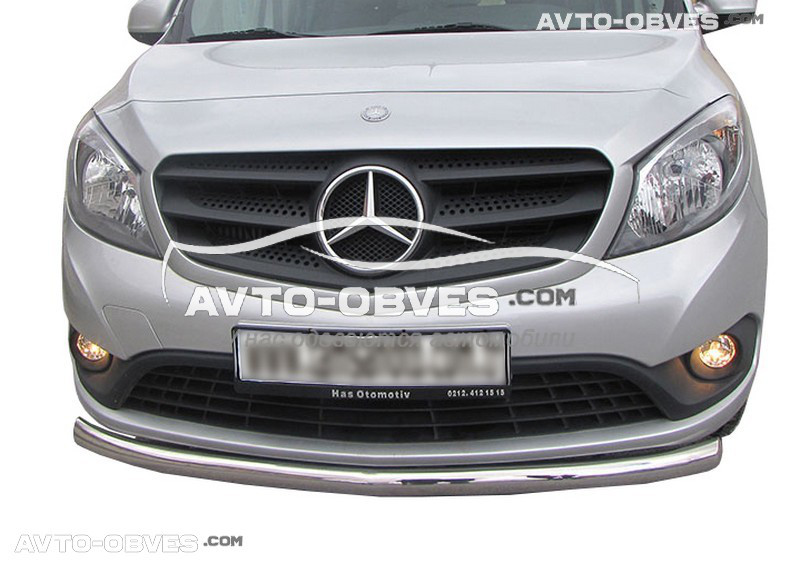 Защитная дуга одинарная Mercedes Citan