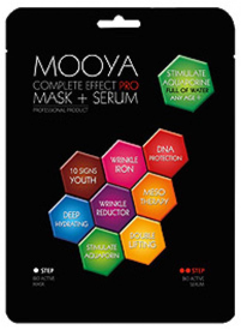 Mooya complete effect pro стимулирующий аквапорин BeautyFace