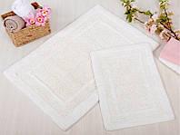 Набор ковриков для ванной Irya Superior 60*90+40*60 кремовый