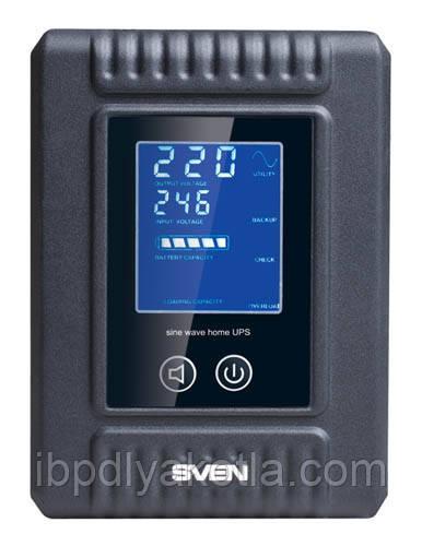 Sven Reserve Home-500
