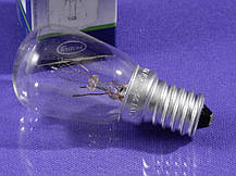 Лампочка для холодильника 15W E14 220V 26*73 мм, фото 2