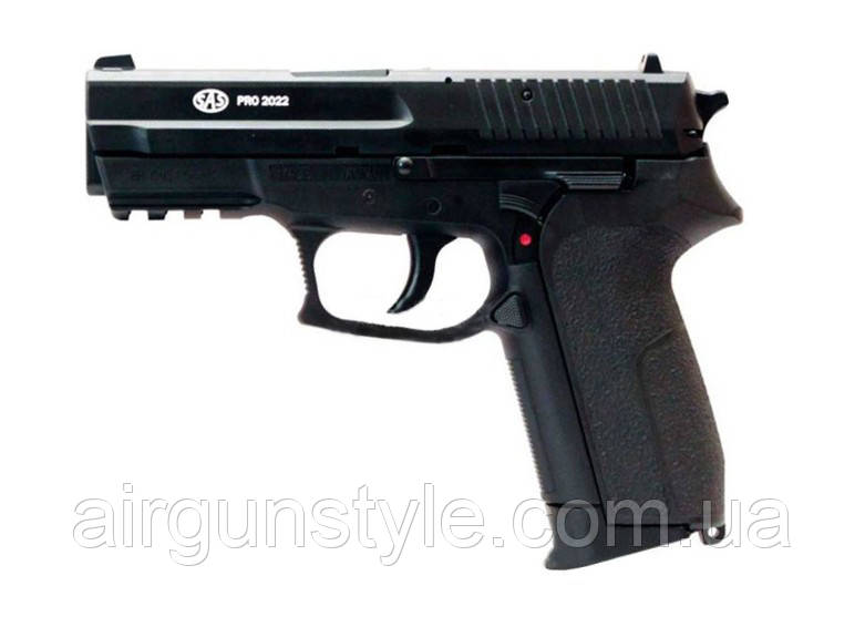 Пистолет пневматический SAS Pro 2022 (Sig Sauer) [KM-47HN]
