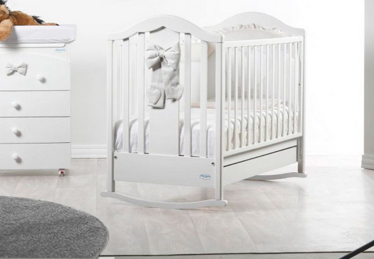 Кроватка детская Baby Italia Fiocco