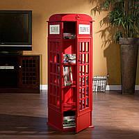 Телефонная будка, шкаф