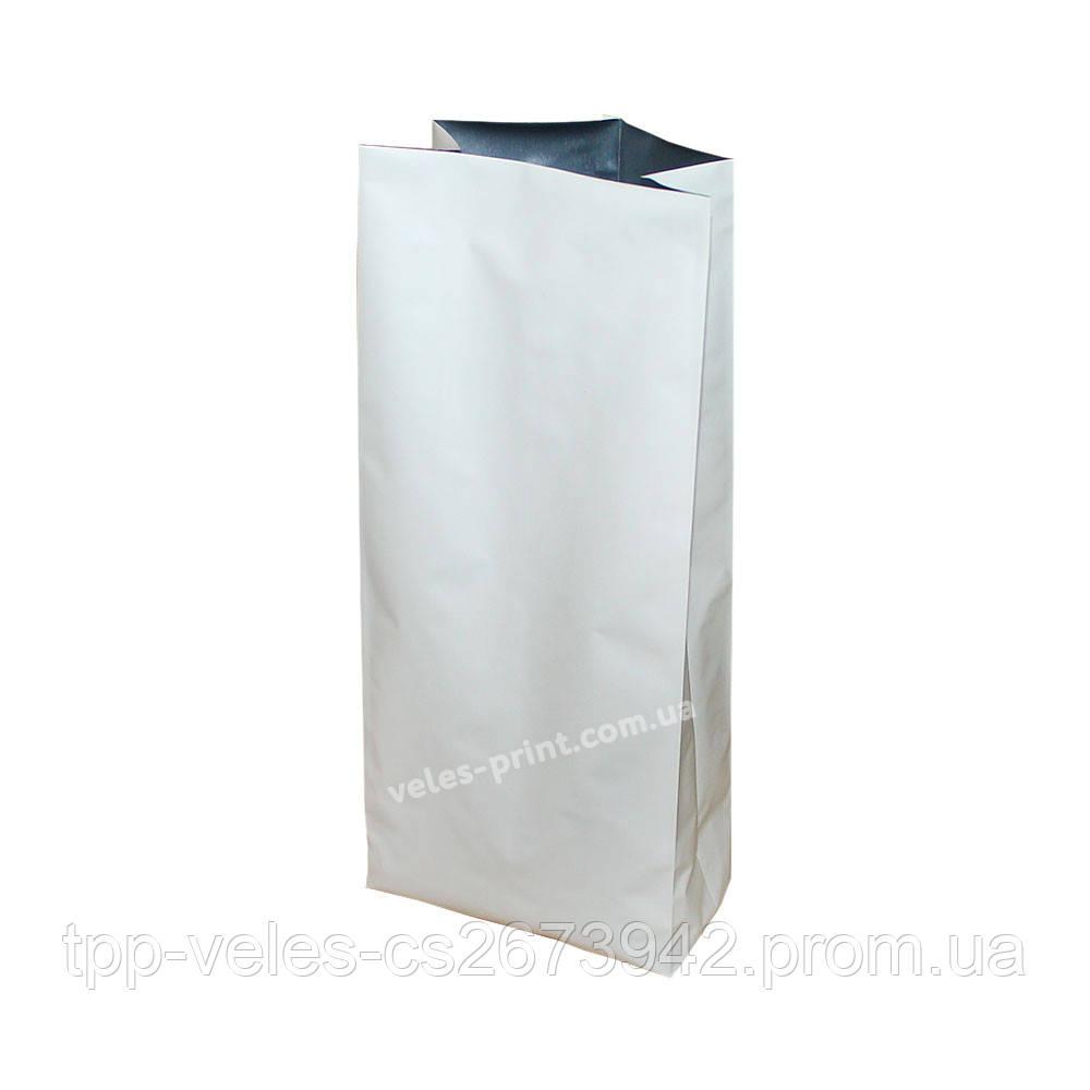 Пакет с центральным швом и дегазирующим клапаном Белый 80*250 (30+30)