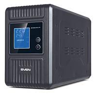 ИБП Sven Reserve Home-800 (480Вт), для котла, чистая синусоида, внешняя АКБ, фото 1