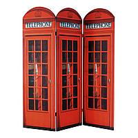 Английская телефонная будка, ширма