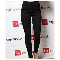 Женские однотонные джинсы YMR DENIM, черный