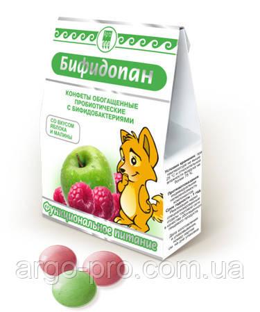 Бифидопан Арго (бифидобактерии, дисбактериоз, аллергия, запоры, метеоризм, кандидоз, иммунитет,  пробиотик)
