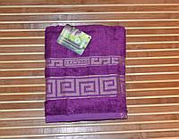 Полотенце бамбуковое лицевое, 50х90, Greek, фото 1
