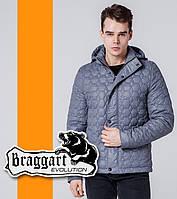 Braggart Evolution 1386   Мужская ветровка серая