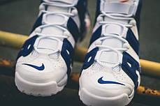 Кроссовки Nike Air More Uptempo Knicks, фото 3