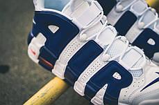 Кроссовки Nike Air More Uptempo Knicks, фото 2