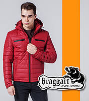 Braggart Evolution 7033 | Мужская ветровка красная
