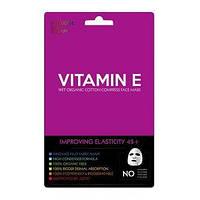 Маска для лица с витамином Е BeautyFace