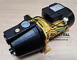 Самовсасывающий насос Optima JET 80A (короткий), фото 8