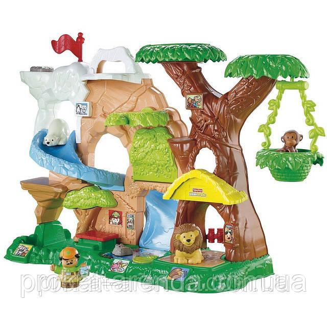 "Игрушка от Fisher-Price "" Маленькие люди и зоопарк"""
