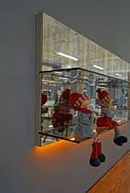 Полка панно с Led подсветкой Sherwood , фото 2