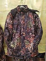 Зимний камуфляжный костюм Дубовый Лес