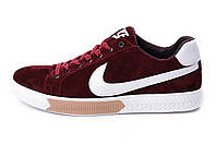 Мужские кожаные кеды Nike Chery, фото 1