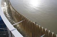 Сгуститель CDE для очистки воды, используемой в технологических процессах переработки песка и щебня