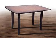 Стол Эрика обеденный серия Эрика (Микс Мебель)  600(1200)х900мм раскладной шпон дуба