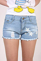 Джинсовые шорты 356