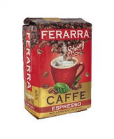 """Кава """"FERARRA"""" мелена 250г Espresso брикет (1/18)"""