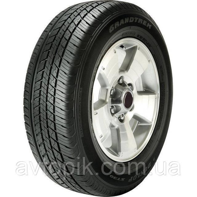 Літні шини Dunlop Grandtrek ST30 225/65 R17 102H