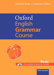 Oxford English Grammar Course Basic with answers and CD-ROM