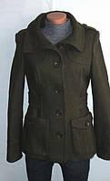 Стильное Шерстяное Пальто от H&M Размер: 44-S, M