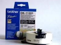 Картридж Brother для специализированного принтера QL-1060N/QL-570 (Standard address labels), DK11201