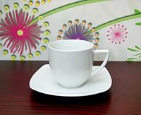Чашка с блюдцем 100 мл Maxim Dakar Karolina