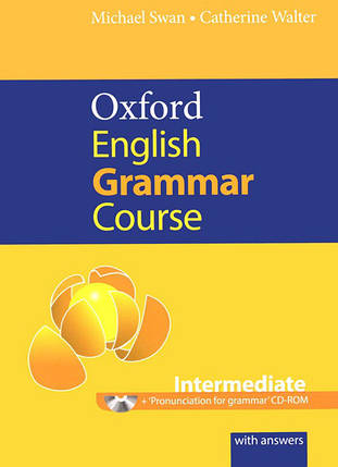 Oxford English Grammar Course Intermediate with answers and CD-ROM, фото 2