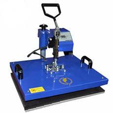 Инструкция по эксплуатации многофункционального термопресса 8 в 1 с плитой 40х50 см