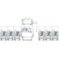 Набор для воды с кувшином 7 предметов Cybele Arcopal N3216