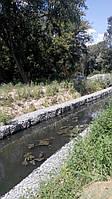 Укрепление берегов, очистка берегов от растительности 0674290450