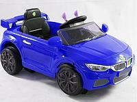 Электромобиль BMW C1733  р/у, 12V4.5AH ,15W*2,mp3, в кор. 93*58*46см Син
