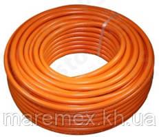 Шланг 9мм Газовый bradas (оранжевый )  50м