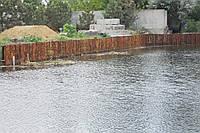 Прокладка трубопроводов; водолазные работы. Работы в болотистых местностях 0674290450