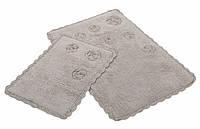 Набор ковриков для ванной Irya Blossoms 60*90+40*60 бежевый