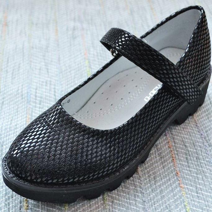 Туфли для девочки подростка, Солнце размер 33 -21 см