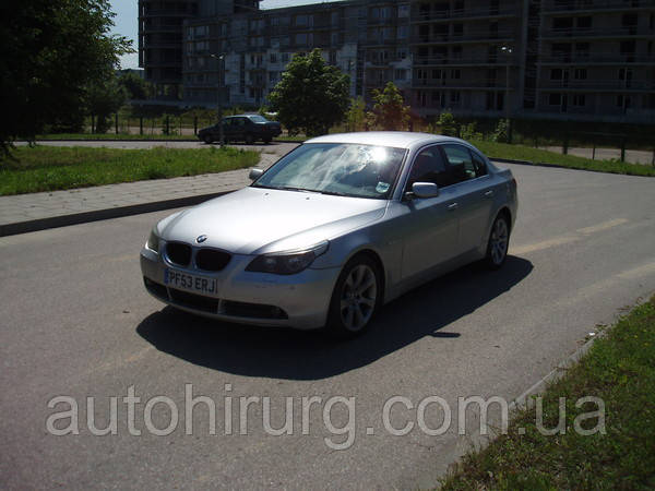 Б/у запчасти BMW 525d 5-series