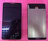 Оригинальный дисплей (модуль) + тачскрин (сенсор) для Lenovo Phab PB1-750 | PB1-750M | PB1-750N (черный цвет)