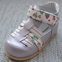 Ортопедические туфли девочка Flamingo размер 20 21 23