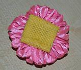 Кабошон ручная работа . хризантема.  , фото 2