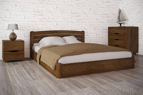 Кровать деревянная София Люкс с подъемным механизмом , фото 2