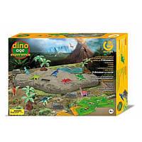 Geoworld Игровой набор Эпоха динозавров Geoworld (CL169K)