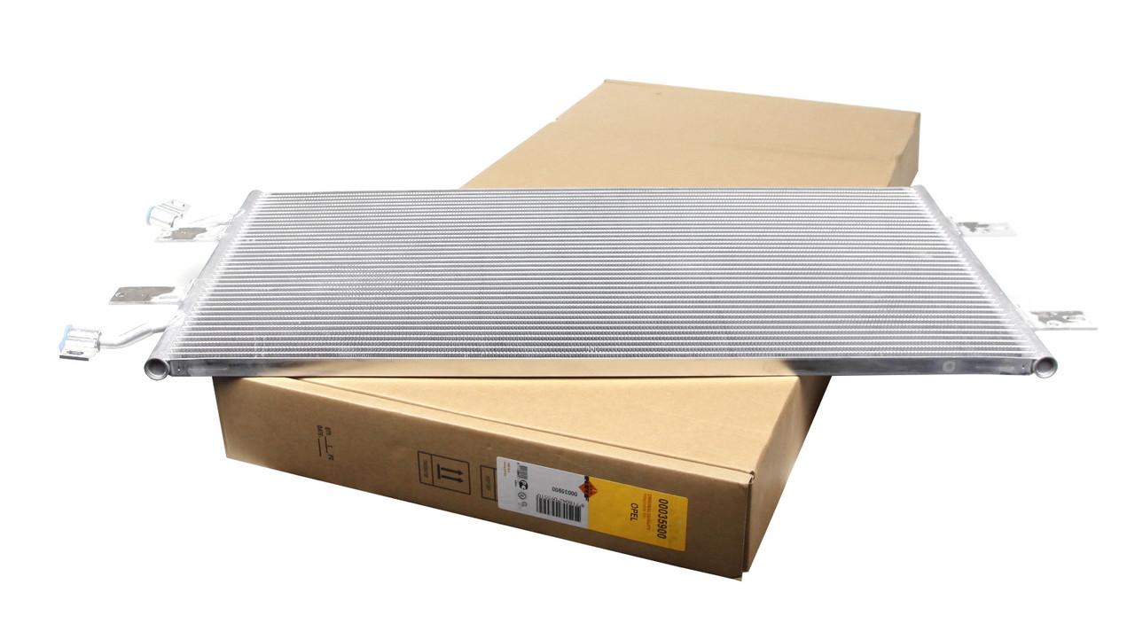 Радиатор, кондиционера  Rrenault Trafic -2.5dCi/DTI -2006> NRF-35900-Нидерланды