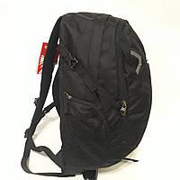 Мужской рюкзак One polar 25 л W1731 городской черный для ноутбука, фото 1